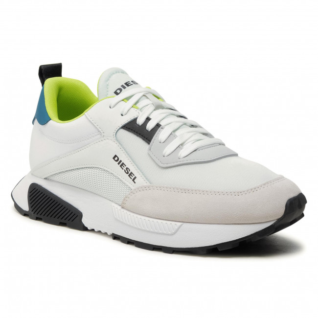 Sneakersy DIESEL - S-Tyche Low Cut Y02635 P4005 H8528 Vaporous Gray/White/Midnight