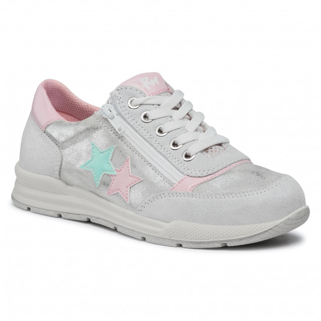 Sneakersy IMAC - 730500 D Silver/Pink 7230/008