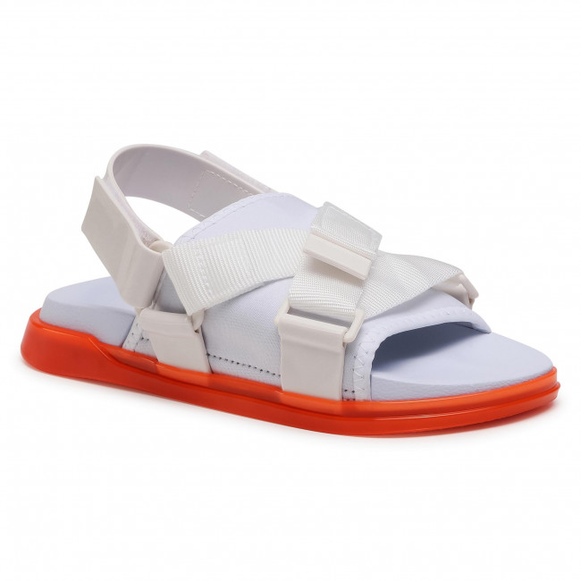 Sandały MELISSA - Rider R Next Ad 32936 Orange/White 50840
