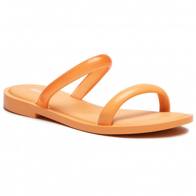Klapki MELISSA - Wave Ad 32952 Orange/Orange Clear