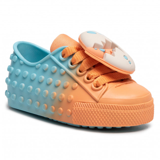 Sneakersy MELISSA - Polibolha Dino Bb 33278 Blue/Orange 53723