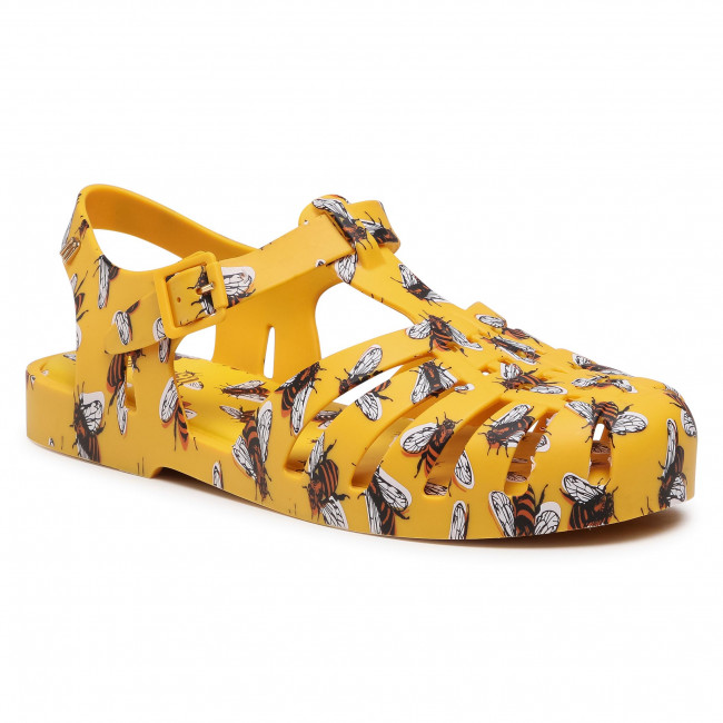Sandały MELISSA - Possession Print I Ad 33346 Yellow/White 51766