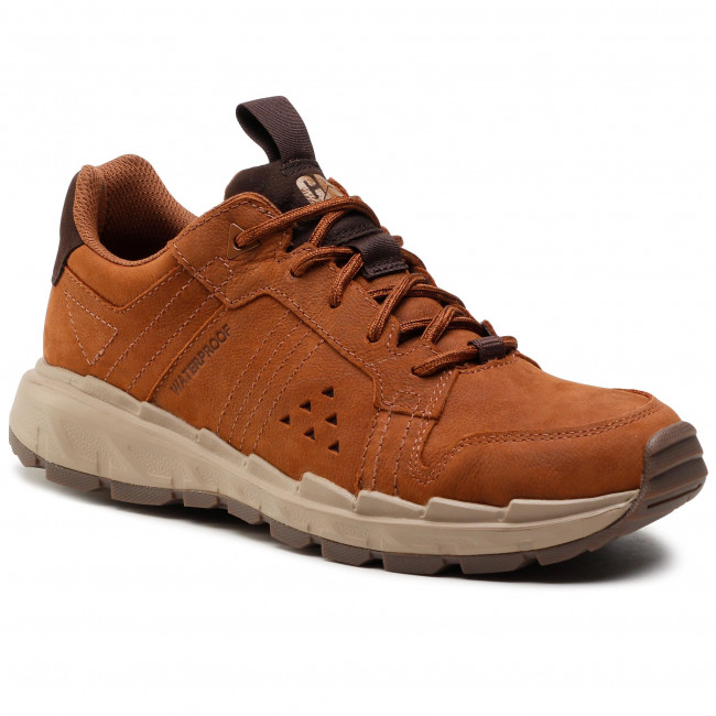 Sneakersy CATERPILLAR - Stratify Lo Wp P724780  Coffe Bean/Danish Brown