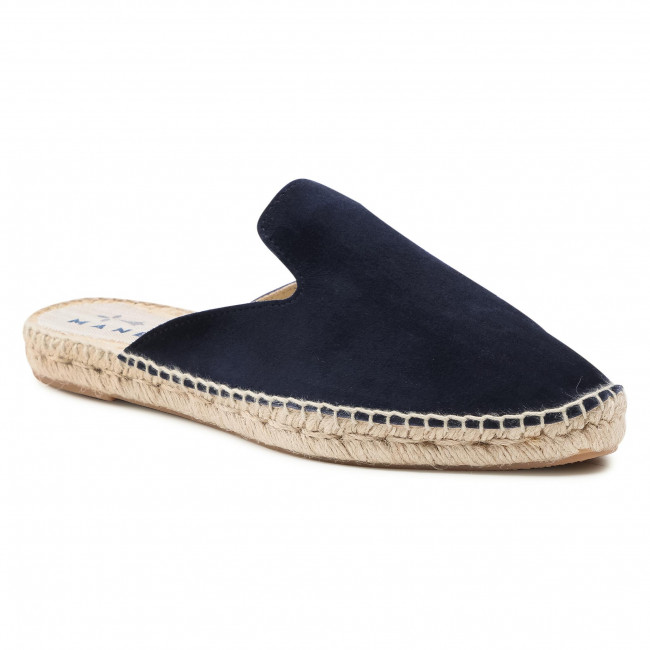 Espadryle MANEBI - Mules M 1.5 M0 Patriot Blue