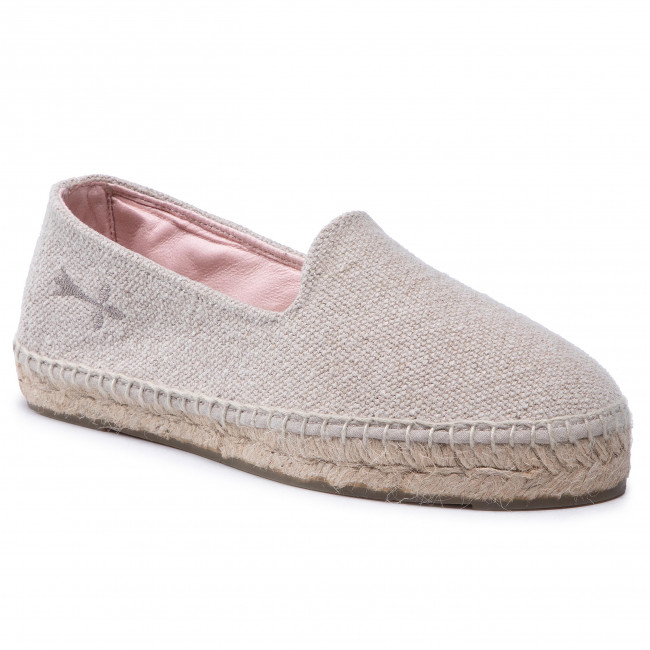 Espadryle MANEBI - Slippers W O 4.1 N0 Natural