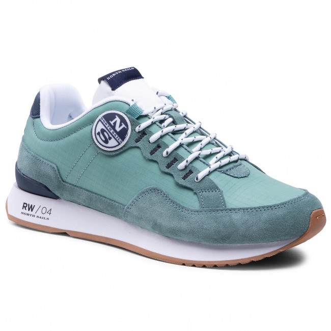 Sneakersy NORTH SAILS - RW/04 First -050 Dusty Light Green