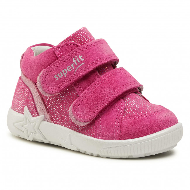 Sneakersy SUPERFIT - 1-006434-5500 M Rosa