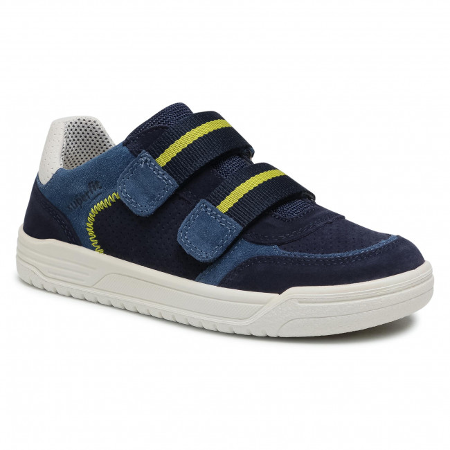 Sneakersy SUPERFIT - 1-009054-8000 S Blau/Blau