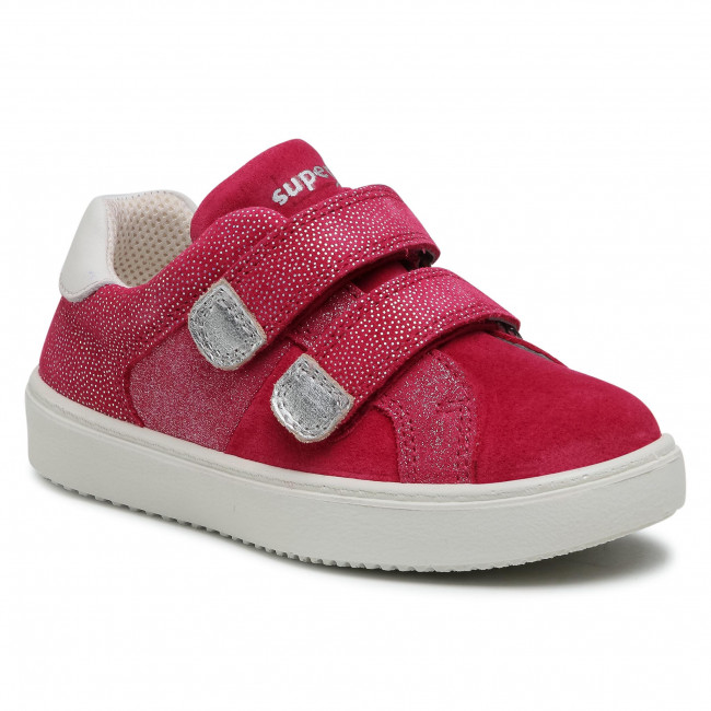 Sneakersy SUPERFIT - 1-000491-5000 M Rot