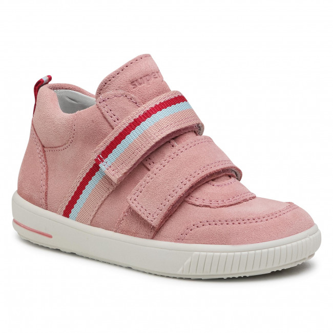Sneakersy SUPERFIT - 1-000354-5510 S Rosa