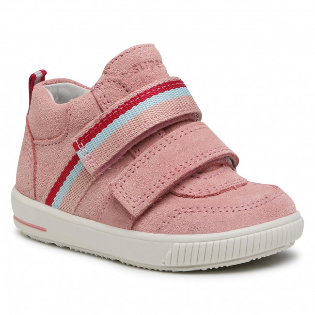 Sneakersy SUPERFIT - 1-000354-5510 M Rosa