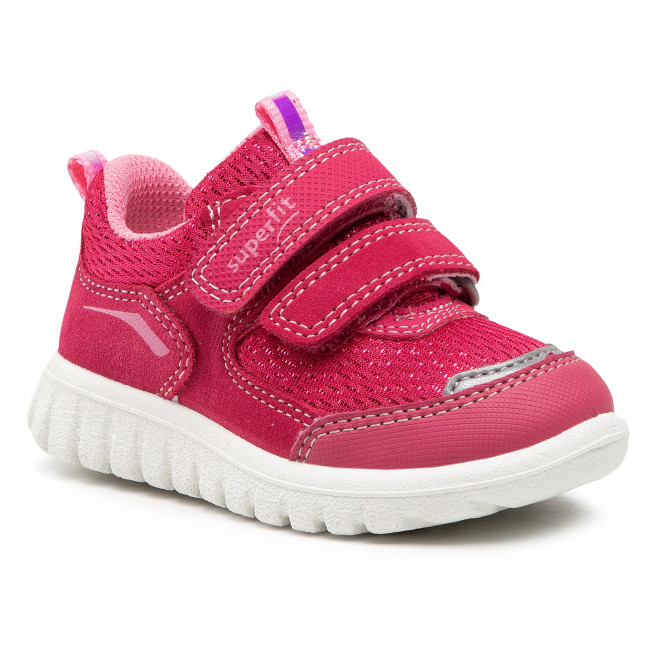 Sneakersy SUPERFIT - 1-006194-5000 M Rot