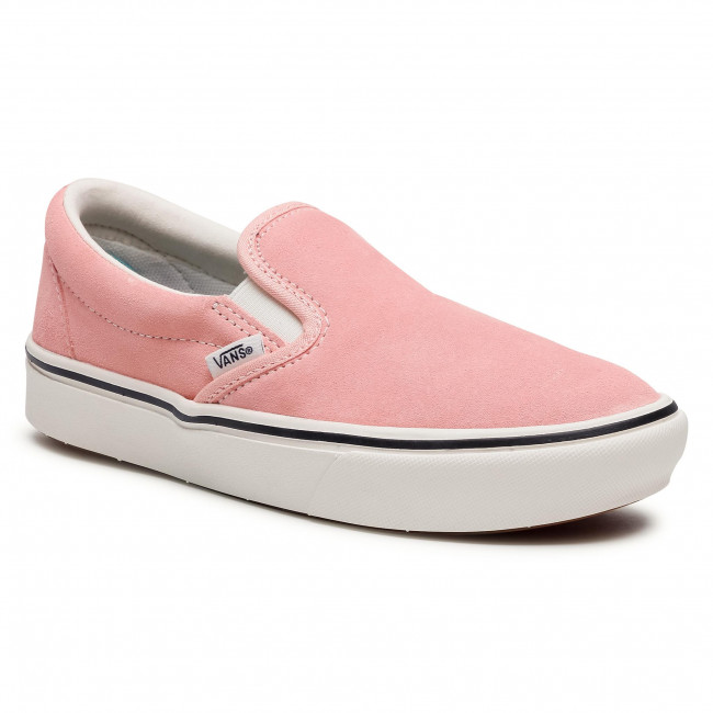 Tenisówki VANS - Comfycush Slip-On VN0A3WMD4CW1 (Color Pack) Peach Pearl