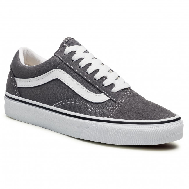 Tenisówki VANS - Old Skool VN0A4BV51951 Pewter/True White