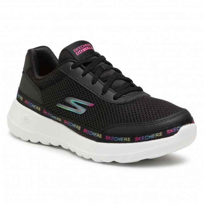 Buty SKECHERS - Go-Walk Joy 124088/BKMT Black/Multi