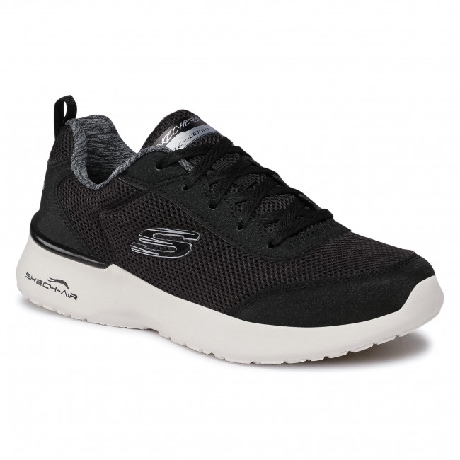 Buty SKECHERS - Air Dynamight 12947/BKW Black/White