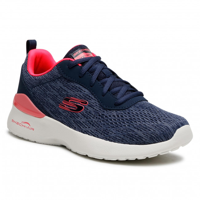 Buty SKECHERS - Top Prize 149340/NVCL Navy/Coral