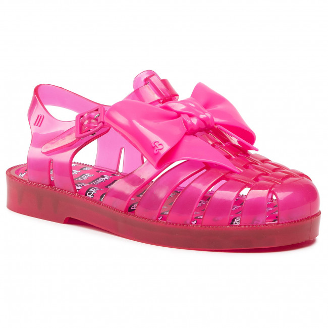 Sandały MELISSA - Mini Melissa Possession + Barb 33340 Dark Pink/Pink 52558