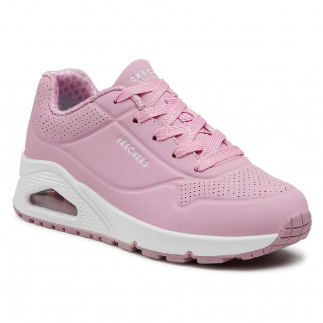Sneakersy SKECHERS - Stand On Air 310024L/PNK Pink
