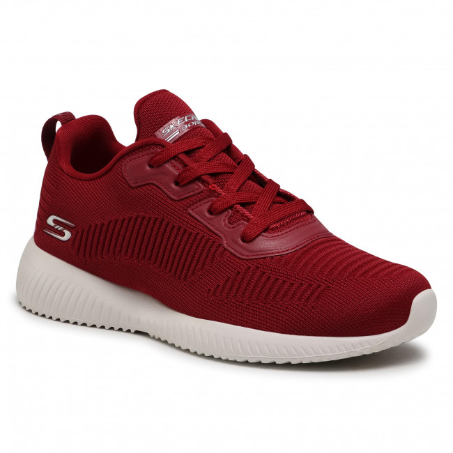 Buty SKECHERS - Tough Talk 32504/Red Red