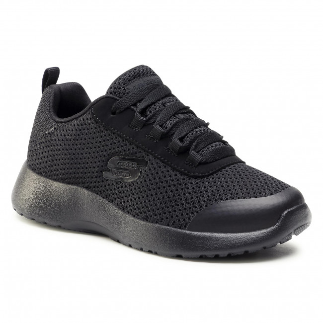 Buty SKECHERS - Dynamigh-Turbo Dash 97771L/BBK Black