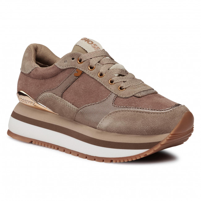 Sneakersy GIOSEPPO - Aussee 60834  Beige