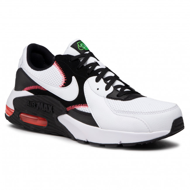 Buty NIKE - Air Max Excee CD4165 105 White/White/Black