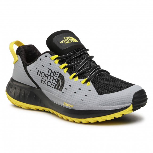 Buty THE NORTH FACE - Ultra Endurance Xf NF0A3X1DAQU1 Griffin Grey/Tnf Black