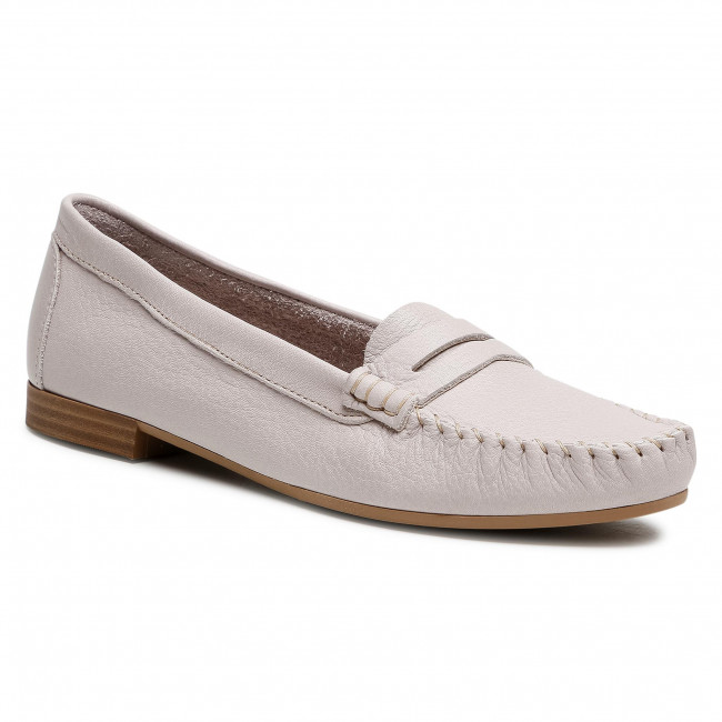 Mokasyny TAMARIS - 1-24213-26 Light Grey 204