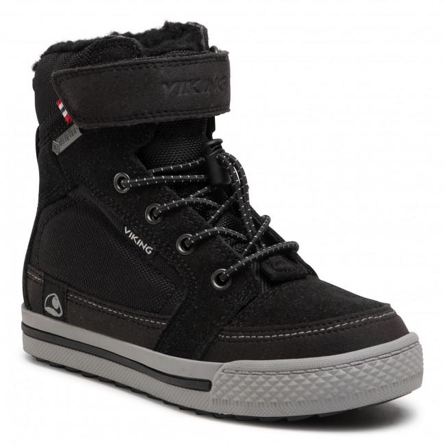 Sneakersy VIKING - Zing Gtx GORE-TEX 3-84500-203 Black/Grey