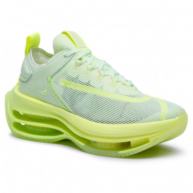 Buty NIKE - Zoom Double Stacked CI0804 700 Wolt/Volt/Barely Volt