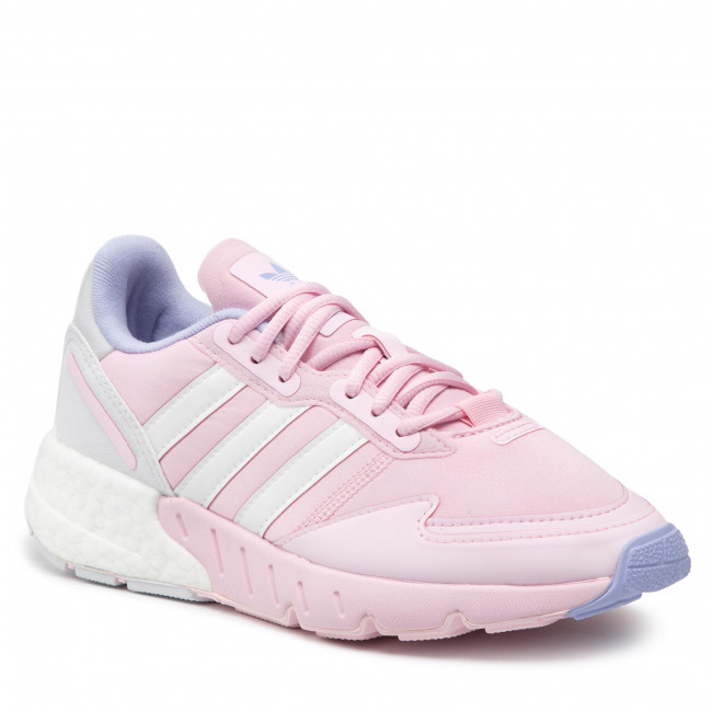 Buty adidas - Zx 1K Boost W H02936 Clear Pink/Cloud White/Violet Tone