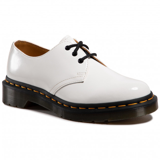 Glany DR. MARTENS - 1461 26754100 White