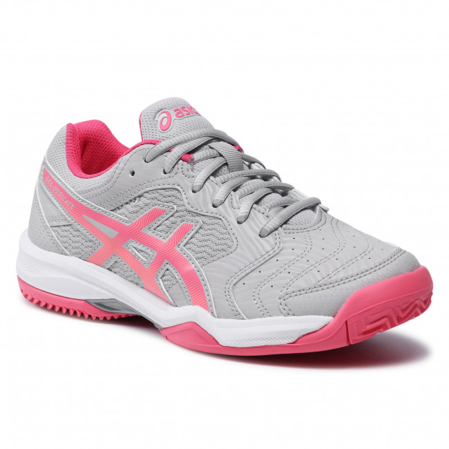 Buty ASICS - Gel-Dedicate 6 Clay 1042A073 Oyster Grey/Pink Cameo 021
