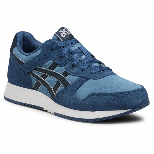 Sneakersy ASICS - Lyte Classic 1201A103 Grey Floss/French Blue 402