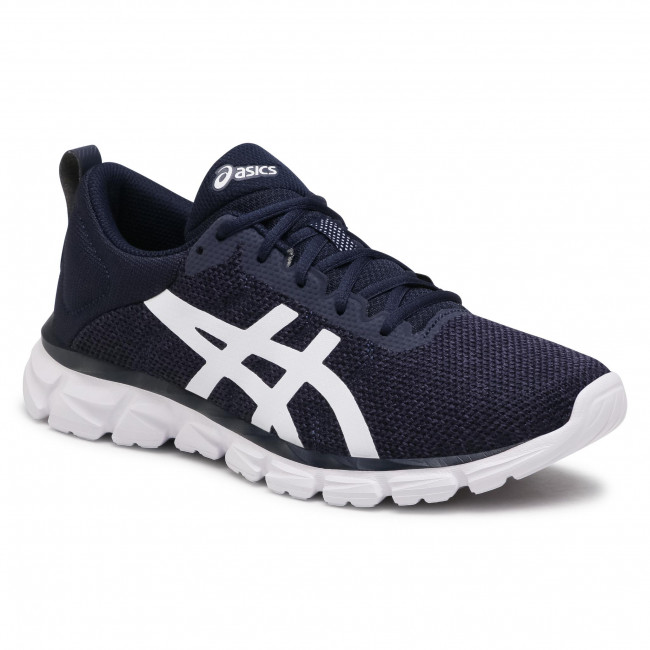 Sneakersy ASICS - Gel-Quantum Lyte 1201A235 Midnight/White 401