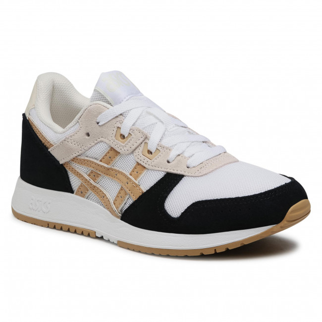 Sneakersy ASICS - Lyte Classic 1202A112 White/Camel Beige 100