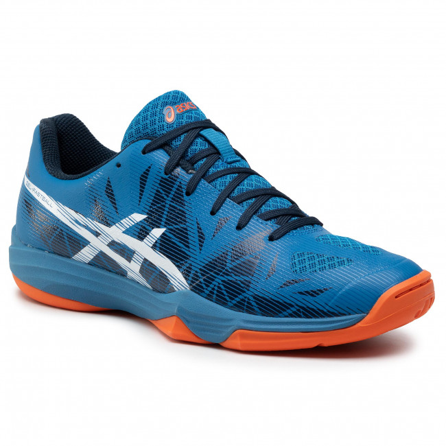 Buty ASICS - Gel-Fastball 3 E712N Reborn Blue/White 403