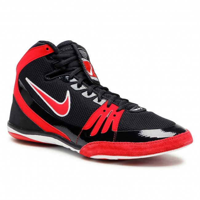 Buty NIKE - Freek 316403 061 Black/Game Red/White