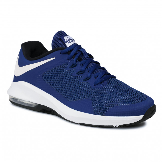 Buty NIKE - Air Max Alpha Trainer AA7060 401 Deep Royal Blue/White