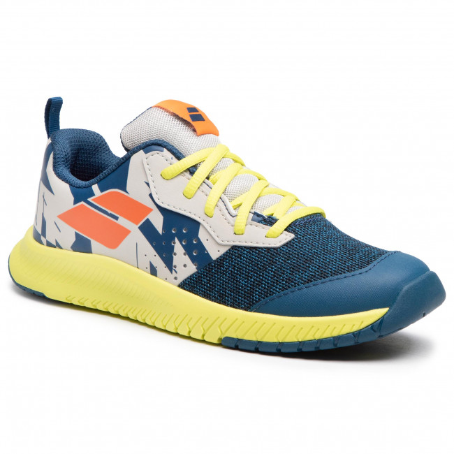 Buty BABOLAT - Pulsion All Court Jr 33S21482 Dark Blue/Sulphur Spring