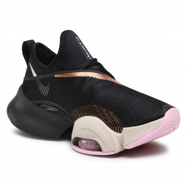 Buty NIKE - Air Zoom Superrep BQ7043 086 Black/Metallic Copper