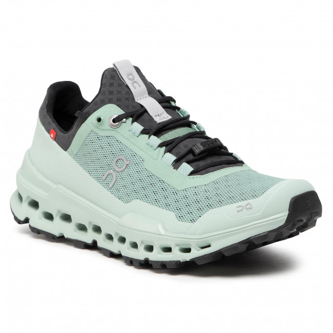 Buty ON - Cloudultra 4499537  Moss/Eclipse