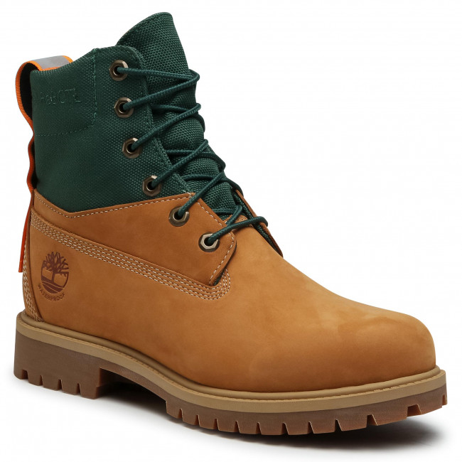Trapery TIMBERLAND - 6 Wp Treadlight TB0A2D6U2311 Wheat Nubuck