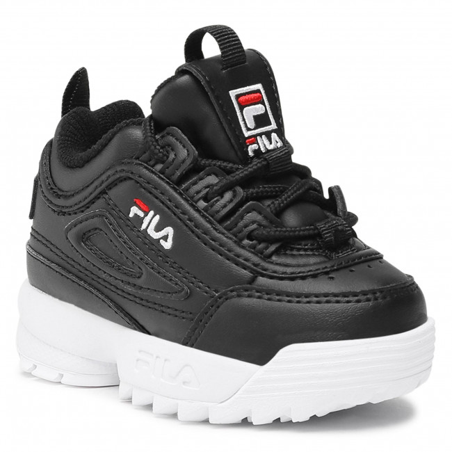 Sneakersy FILA - Disruptor Infants 1010826.25Y Black