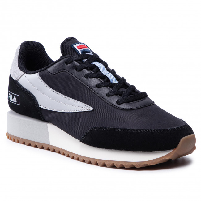 Sneakersy FILA - Retronique 1011265.17D Black/Gray Violet