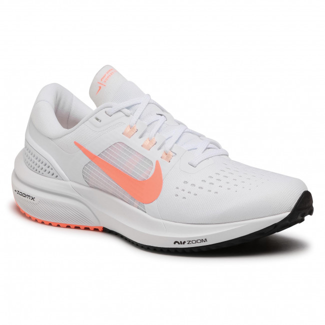 Buty NIKE - Air Zoom Vomero 15 CU1856 102 White/Crimson Pulse