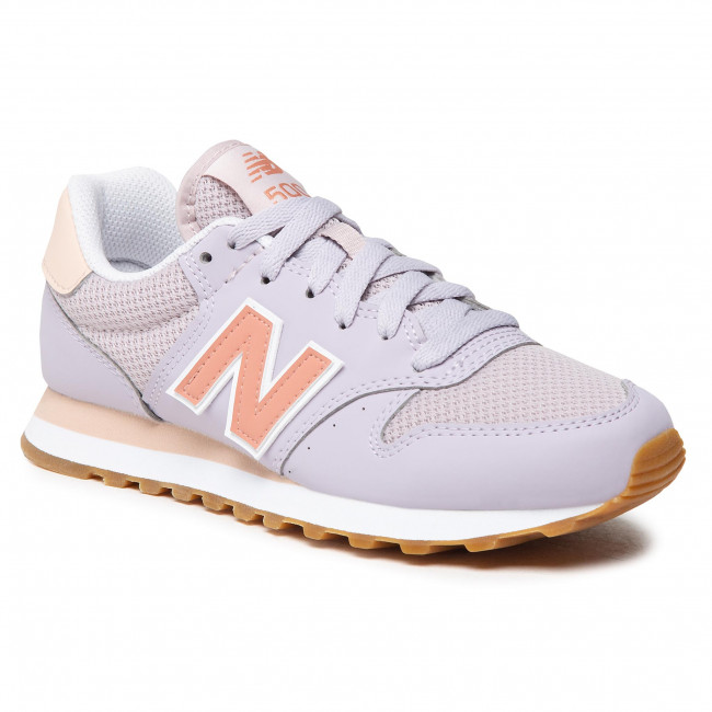 Sneakersy NEW BALANCE - GW500BE1 Fioletowy