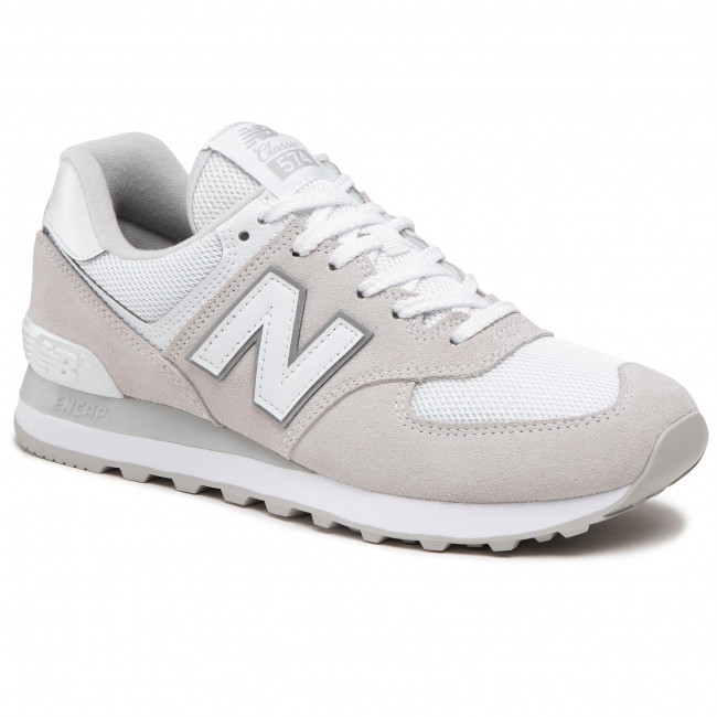 Sneakersy NEW BALANCE - ML574ES2  Beżowy