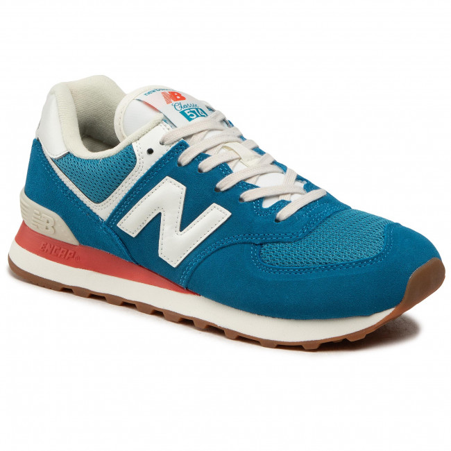 Sneakersy NEW BALANCE - ML574HC2  Niebieski
